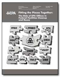 Fitting the Pieces Together by Woolford, James E.