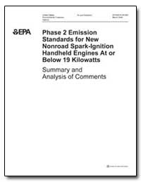 Phase 2 Emission Standards for New Nonro... by Environmental Protection Agency