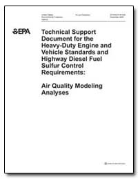 Technical Support Document for the Heavy... by Environmental Protection Agency