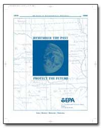 Remember the Past by Environmental Protection Agency