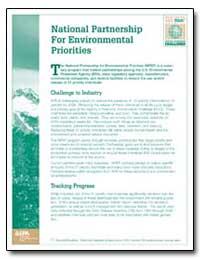 National Partnership for Environmental P... by Environmental Protection Agency