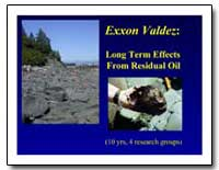 Long Term Effects from Residual Oil by Environmental Protection Agency