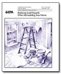 Reducing Lead Hazards When Remodeling Yo... by Environmental Protection Agency