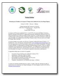 Noticia Publica by Environmental Protection Agency