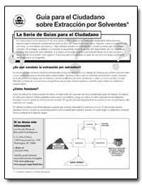 Guia para El Ciudadano Sobre Extraccion ... by Environmental Protection Agency