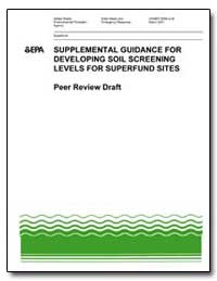 Supplemental Guidance for Developing Soi... by Environmental Protection Agency