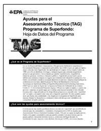 Ayudas para El Asesoramiento Tecnico (Ta... by Environmental Protection Agency