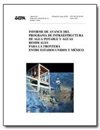 Informe de Avance Del Programa de Infrae... by Environmental Protection Agency