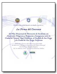 La Firma Del Conronio by Environmental Protection Agency