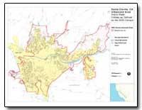 Santa Clarita, Ca Urbanized Area Storm W... by Environmental Protection Agency