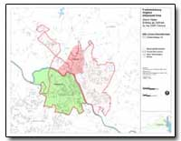 Fredericksburg, Virginia Urbanized Area ... by Environmental Protection Agency