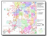 Chicago, Illinois Central West Portion U... by Environmental Protection Agency