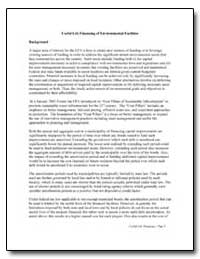 Useful Life Financing of Environmental F... by Environmental Protection Agency