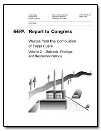 Wastes from the Combustion of Fossil Fue... by Environmental Protection Agency