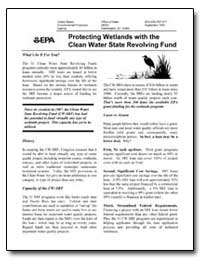 Protecting Wetlands with the Clean Water... by Environmental Protection Agency