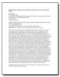 The Lba Project : Nutrient Cycles and Tr... by Zepp, Richard G.