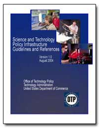 Science and Technology Policy Infrastruc... by Ferguson, Ken