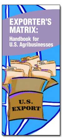 Exporter's Matrix : Handbook for U. S. A... by Federal Trade Commission