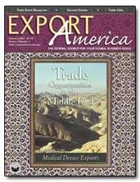 Export America by Boyens, Jon