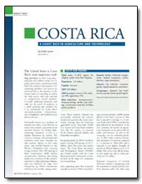 Costa Rica by Lyons, Katie