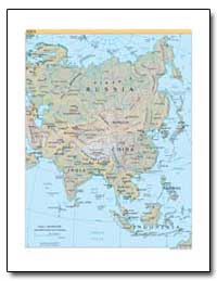 Asia (Map) by Central Intelegence Agent