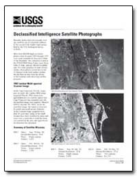 Declassified Intelligence Satellite Phot... by Central Intelegence Agent