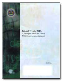 Global Trends 2015 : A Dialogue about th... by Tenet, George J.