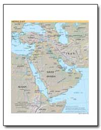 Middle East by Central Intelegence Agent