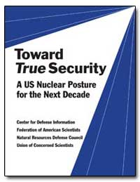 Toward True Security by Blair, Bruce G.
