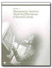 Management's Assertion about the Effecti... by James, Bruce R.