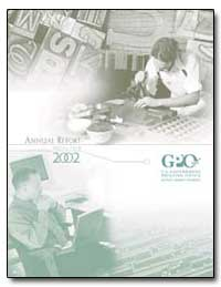 Annual Report Fiscal Year 2002 by James, Bruce R.