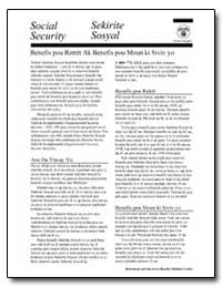 Disability Benefits Social Security by