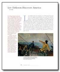 Leiv Eiriksson Discovers America by Eiriksson, Leiv