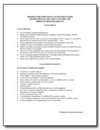 Reddito Previdenziale Supplementario (Su... by
