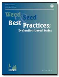 Weed and Seed Best Practices: by Samuels, Bob