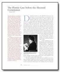 The Florida Case before the Electoral Co... by