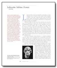 Lafayette Sabine Foster by Foster, Lafayette Sabine