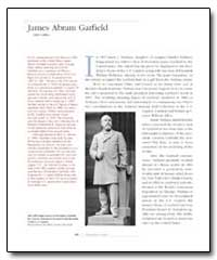 James Abram Garfield by Garfield, James Abram