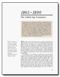 The Gilded Age Committee by Mckenxe, James A.