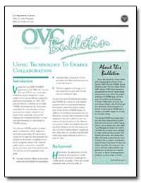 Ocv Bulletin by