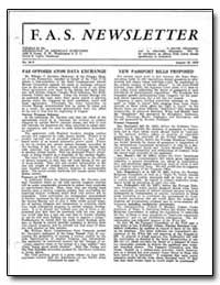 Fas Opposer Atom Data Exchange by Daviodon, William C.