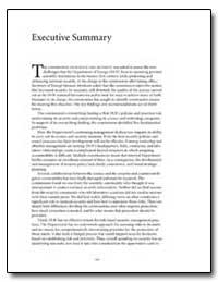 Executive Summary by