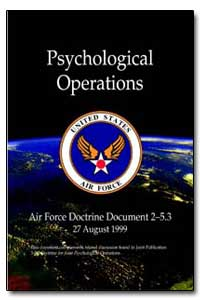 Psychological Operations by Kinnan, Timothy A.