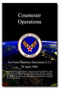 Counterair Operations by Macghee, David F.