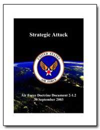 Strategic Attack by Macghee, David F.