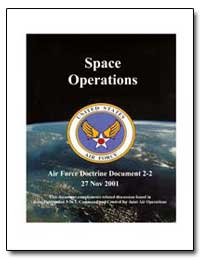 Space Operations by Jumper, John P.