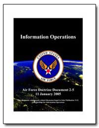 Information Operations by Jumper, John P.