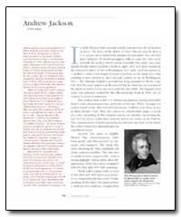 Andrew Jackson by Jackson, Andrew