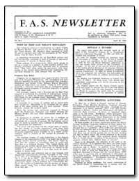 Text of Test Ban Treaty Revealed by Inglis, David R.