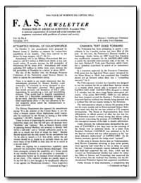 Federation of American Scientists–Founde... by Luria, S. E.